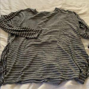 Aerie Leggings Sweater